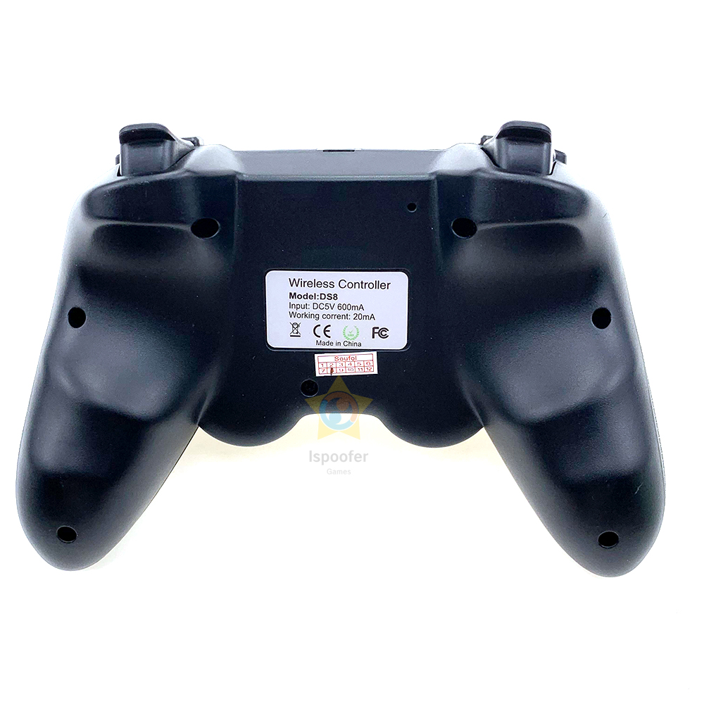 For Wireless Gamepad Controller For Playstation Dualshock PS4 4 Bluetooth Joystick Gamepads for PS4/PS4 Pro Silm PC game 3