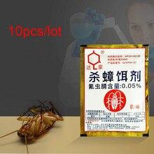 Pest-Control Killer-Cockroach-Powder Garden-Supply Bait Medicine Insecticide 10pcs/Lot