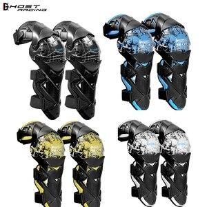 GHOST RACING Motorcycle Knee P