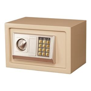 Image 2 - Digital Password Mini Safety Box Drop Cash Safe Box Jewelry Home Office Wall Type Security Alarm Box Anti theft Safe Box
