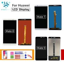 E-rodzina dla HUAWEI Mate 7/ Mate 8 wyświetlacz LCD ekran dotykowy Digitizer dla HUAWEI Mate 9 wymiana zespołu wyświetlacza