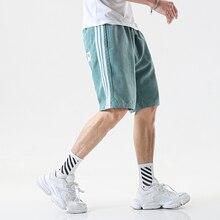 2020 summer solid casual shorts men cargo shorts