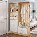 Гостиная мебель деревянный шкаф для хранения Дисплей шкаф прихожей настольные украшения шкаф угловой шкаф-купе