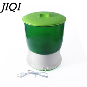 Image 2 - 110V/220V Bean Sprouts Maker Thermostat Green Vegetable Seedling Growth Bucket Automatic Electric Sprout Bud Germinator Machine