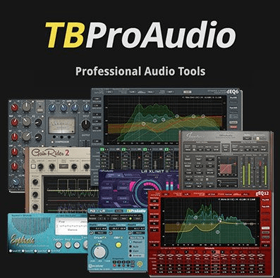 TBProAudio.bundle.2020.08.2 Win/套装