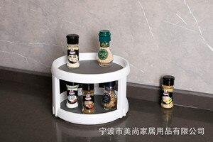 Image 3 - キッチンスタッフオーガナイザーボックスラックハウスホールド家庭用品すべてキッチンアクセサリー調味料ボトルツール用品