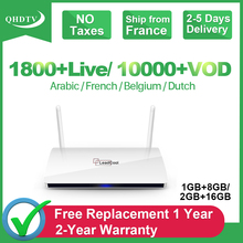 TV QHDTV IP Netherlands