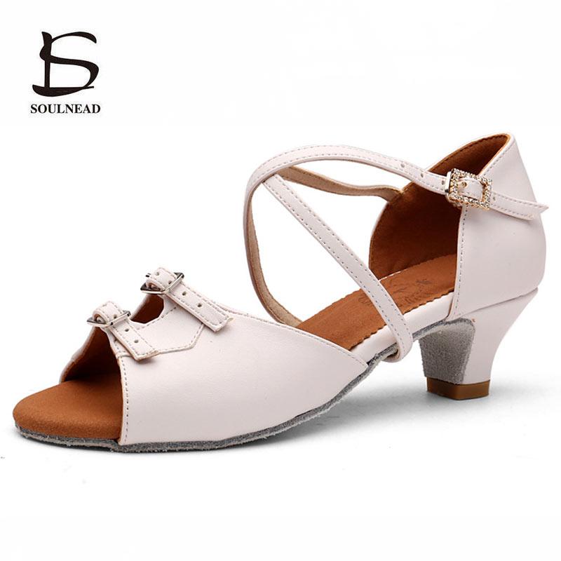 Girls Kids Latin Dance Shoes Fashion