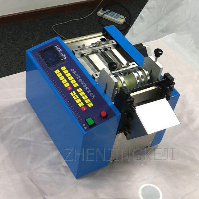 Machine de découpe de fil de cuivre entièrement automatique Machine de découpe de fil de cuivre feuilles de Nickel cisaille outils de coupe de fil émaillé