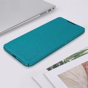 Image 2 - For Xiaomi Mi 9 Lite CC9 CC 9e Flip Case Cover Nillkin Sparkle super thin PU Flip leather Cover For Xiaomi Mi A3 Phone Bags