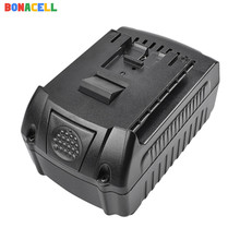 Bonacell 1PCs For Bosch 18V 6000mAh Power Tools Battery Rechargeable Batteries Cordless for Drill BAT609 BAT618 3601H61S10