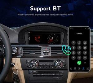 Image 2 - 4G RAM 64G ROM Android 10 เครื่องเล่นดีวีดีมัลติมีเดียสำหรับBMW 1 Serie E81 E82 E87 E88 i20 2004 2011 Navigation AutoRadio GPS WIFI