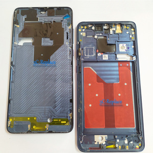 Image 4 - Used Original For Huawei Mate 20 HMA TL00 HMA AL00 HMA LX9 Front Housing Chassis Plate LCD Display Bezel Faceplate Front frame