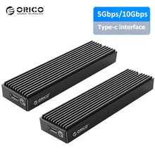 ORICO M2PV-C3/M2PF-C3 Typ-C M.2 NGFF/NVME Solid State Drive Gehäuse Box USB 3,1 5/10Gbps Externe 2230/2242/2260/2280 SSD Fall