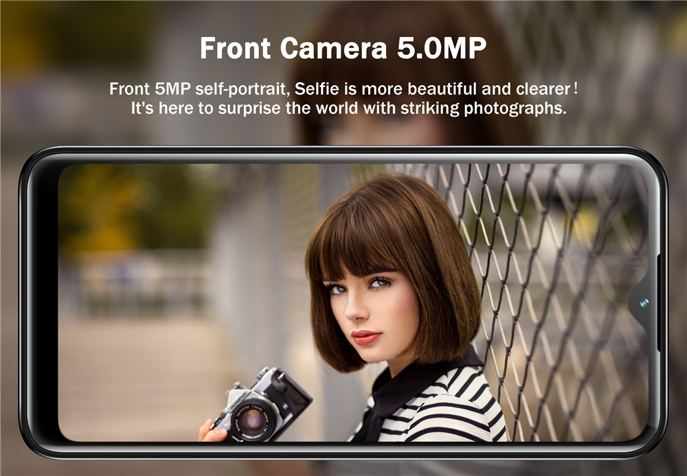 Front Camera 5.0MP