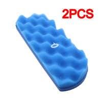 2pc filtres à poussière HEPA H13 DJ97-01670B pour Samsung Assy filtre de sortie pour Samsung sc8810 SC8813 série accessoires aspirateur