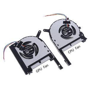 CPU GPU Cooling Fan Replacement for Strix TUF 6 FX505 FX505G FX505GE FX505GD
