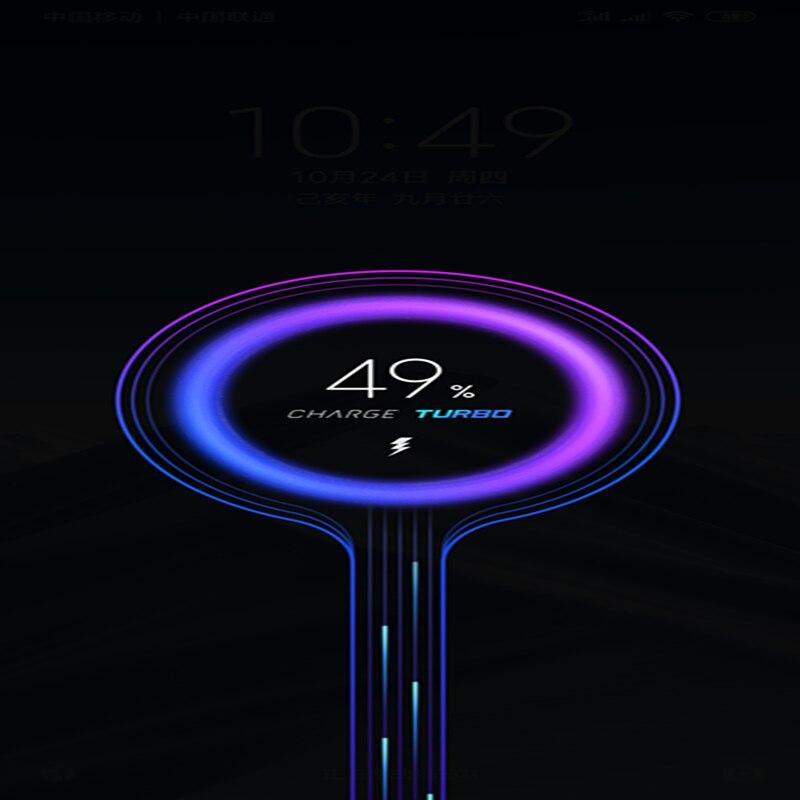 Xiaomi быстрое зарядное устройство 27 Вт оригинальный ЕС QC 4,0 turbo quick charge адаптер usb type c кабель для mi 9 se 9t CC9 Red mi note 7 8 K20 mi x