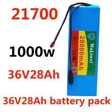 36 в 28 Ач Аккумулятор 10S2P аккумулятор 1000 Вт аккумулятор высокой мощности 36 в 28 Ач электровелосипед BMS