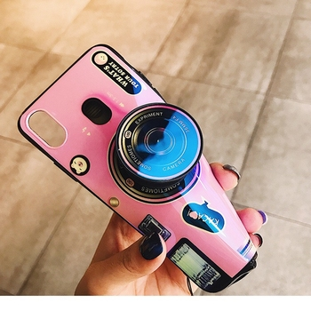 3D Camera Case For Samsung Galaxy Phone Models 10