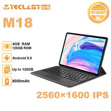 Newest Tablet Teclast M18 Deca Core 10.8 Inch IPS 2560×1600 Resolution 4GB RAM 128GB ROM 13MP Rear 5MP Front 4G Network Call
