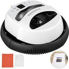 Máquina de prensado en caliente para camisetas, Mini prensa con estera de prensa de calor, 12x10 pulgadas