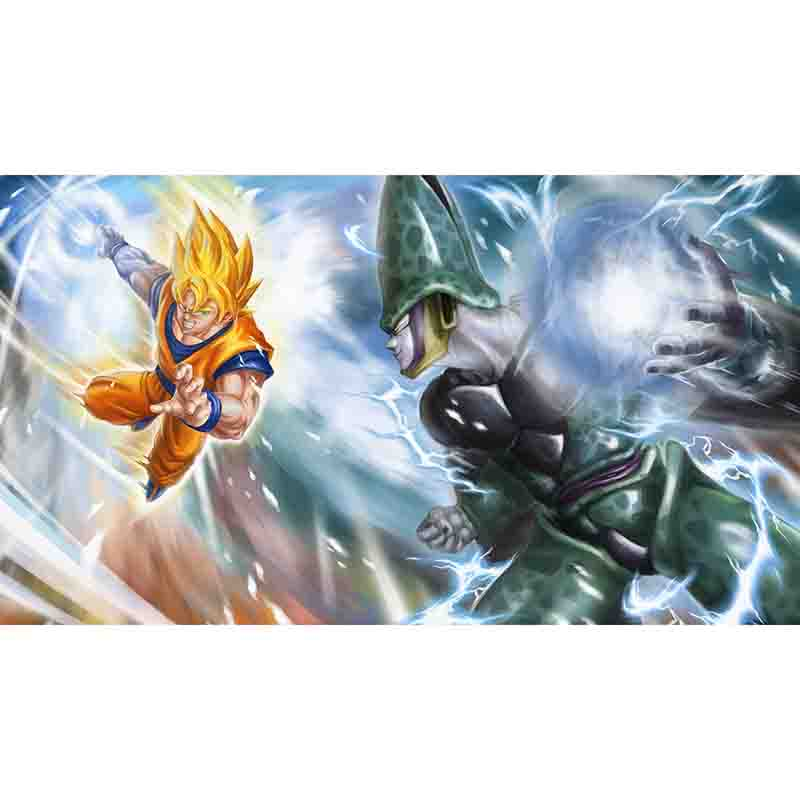 Takara Tomy PTCG Accessories Drogan Ball Super Playmat Card Table Game Rayquaza Toys For Children Gift 016