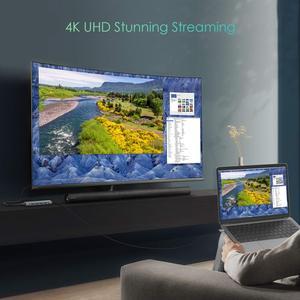 Image 5 - Lention كابل طويل USB C متعدد المنافذ Hub مع 4K HDMI ، 4 USB 3.0 ، نوع C شحن محول لماك بوك برو 13/15 (Thunderbolt 3)