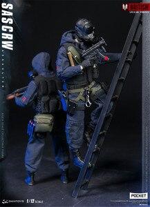 Image 5 - DAMTOYS 1/12 Quy Mô Không Quân Anh Nhiệm Vụ SAS CRW Assaulter Phá Hàn Nhân Vật Hành Động CollectionsPES001/002 Nam Hình Mô Hình