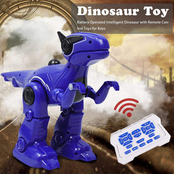 RC Mechanical Dinosaur Kid Toy Wireless Remote Control USB Charging Multifunction Programming RC Intelligent Mech Dinosaur Toys
