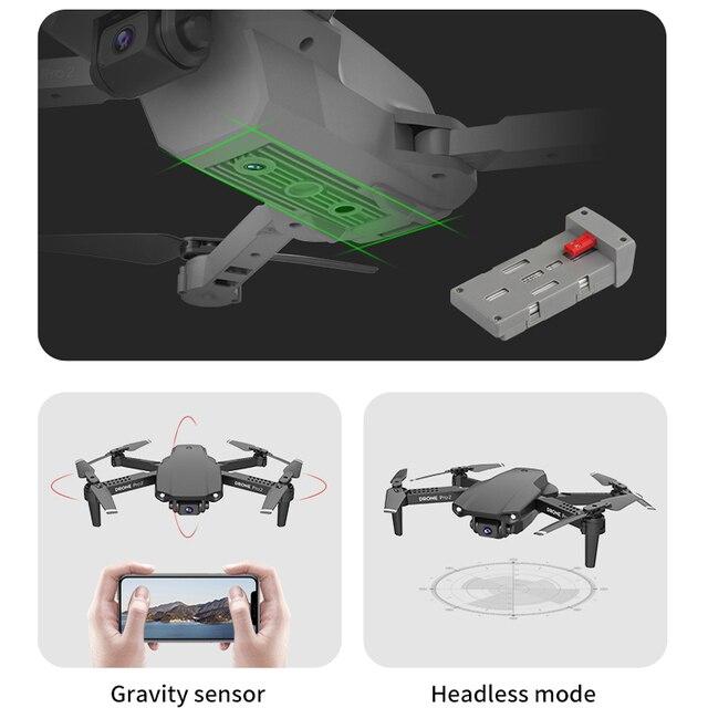 Drone 4K HD dual Kamera ku  wifi FPV 1080px 6