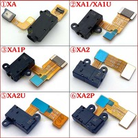 Kopfhörer Jack Für Sony Xperia XA1U XA1P XA2 XA2U XA2P Audio Headset Jack Stecker Proximity Sensor Flex Kabel