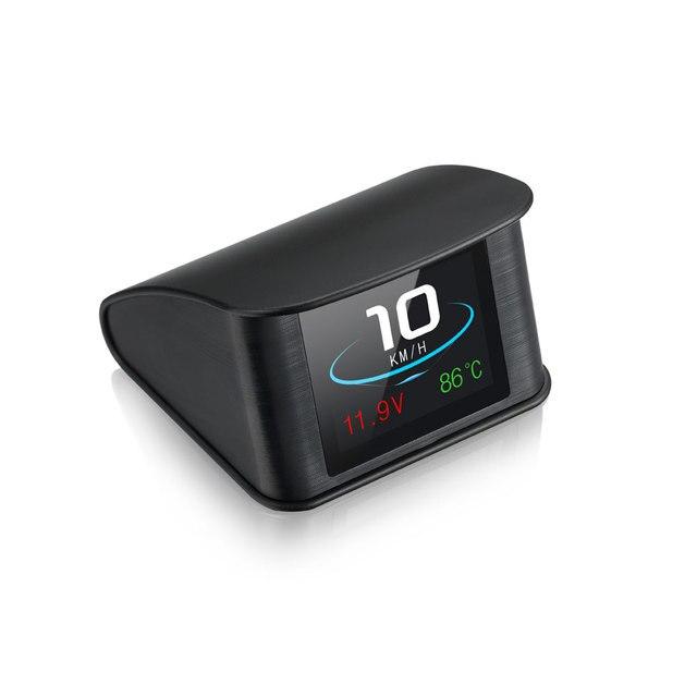 Купить автомобильный hud дисплей универсальный obd2 скоростной проектор картинки цена