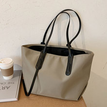 Beach Oxford Handbags Zipper Ladies Casual Crossbody Minimalist Soft Handbags Large Capacity Bolso Mujer Ladies Bag DE50ST