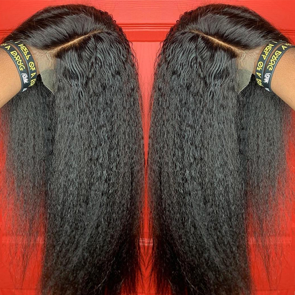 Kinky-Straight-Wig-13x4-Lace-Front-Human-Hair-Wigs-For-Women-Pre-Plucked-With-Baby-Hair