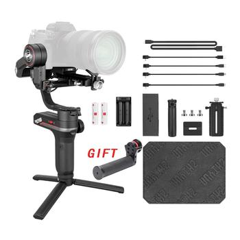 Zhiyun Weebill S 3-Axis Handheld Gimbal Stabilizer for DSLR and Mirrorless Camera compatible for Sony PanasonicNikon Canon