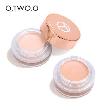 1 Pc O.TWO.O Oil Control Eye Primer Concealer Waterproof Anti-smudge Brightening Eye Makeup Base Cream TSLM1