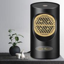Электрический мини обогреватель электрический вентилятор портативный