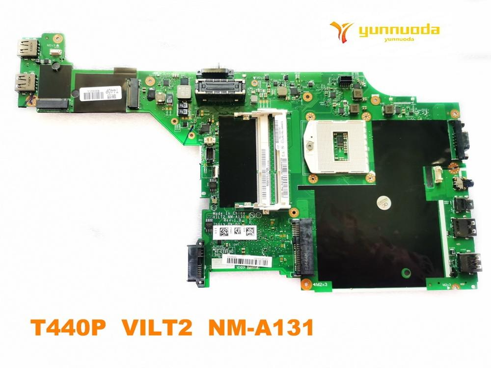 Original For Lenovo T440P Laptop  Motherboard T440P  VILT2  NM-A131  Tested Good Free Shipping