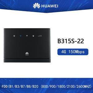 Hotspot Router Sim-Card-Slot Unlocked Huawei B315 4G B310s-22 3G Wireless with CPE
