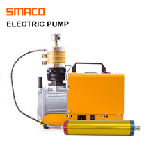 SMACO New Generation Electric Air Pump for Diving Tank