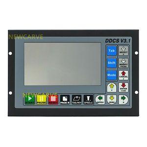 Image 2 - DDCSV3.1 3 / 4 محور G رمز التصنيع باستخدام الحاسب الآلي حاليا تقف وحدها تحكم عن آلة نقش بالحفر DDCS V3.1 + MPG عقارب NEWCARVE