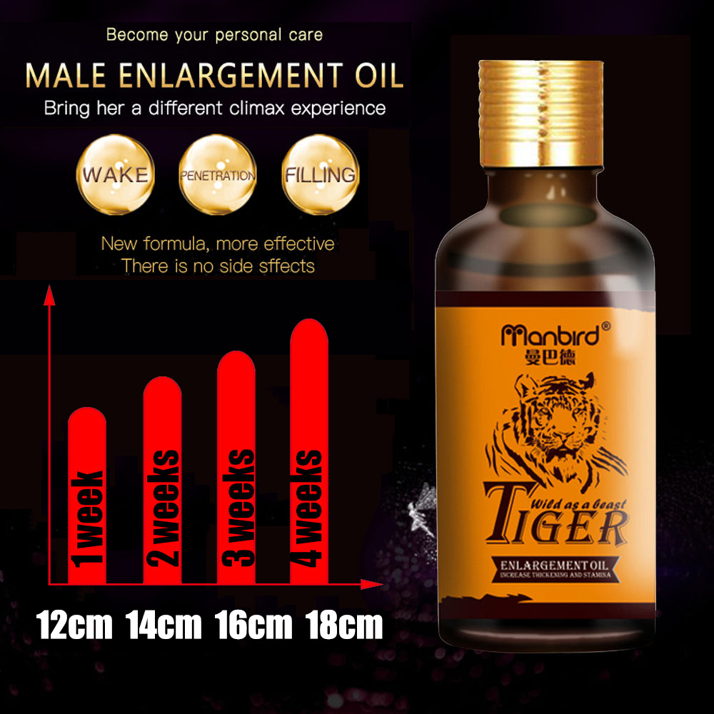 Penis Enlargement Oil Sex Aphrodisiac Viagra Cock Permanent Increase Thickening Big Dick Enlargers Pills Health Care Massage Oil