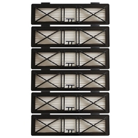 6x Staubsauger Teile HEPA Filter für Neato Botvac Verbunden D Serie Filter Ersetzt für Neato D Serie 945  0215 D75 D80 D85-in Staubsauger-Teile aus Haushaltsgeräte bei