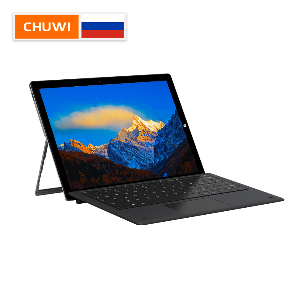 CHUWI UBook Pro 12.3 Inch Intel Gemini-Lake N4100 Windows 10 Tablet PC 1920*1280 Quad Core Processor  8GB RAM 256GB SSD Tablets