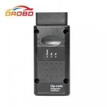 V1.99 V1.95 OP COM Met PIC18F458 OBD2 Auto Diagnostic Tool OBD2 Scanner OP COM/Opcom Voor Opel Vauxhall Ondersteuning Flash Firmware