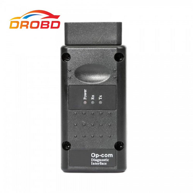 V1.99 <font><b>V1.95</b></font> OP-COM with PIC18F458 OBD2 Auto Diagnostic tool OBD2 Scanner OP-COM/<font><b>OPCOM</b></font> For OPEL VAUXHALL Support Flash Firmware image