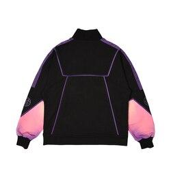 Chinese Op koop heren Stiksels hoodies Hoge Kwaliteit Nieuwe Merk WOOKONG Street Fashion Winddicht Hoodies Outdoor Wandelen jassen