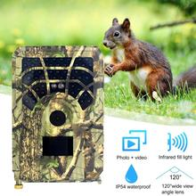 PR300A 12MP High-definition Waterproof Infrared Detection Hunting Camera for Outdoor