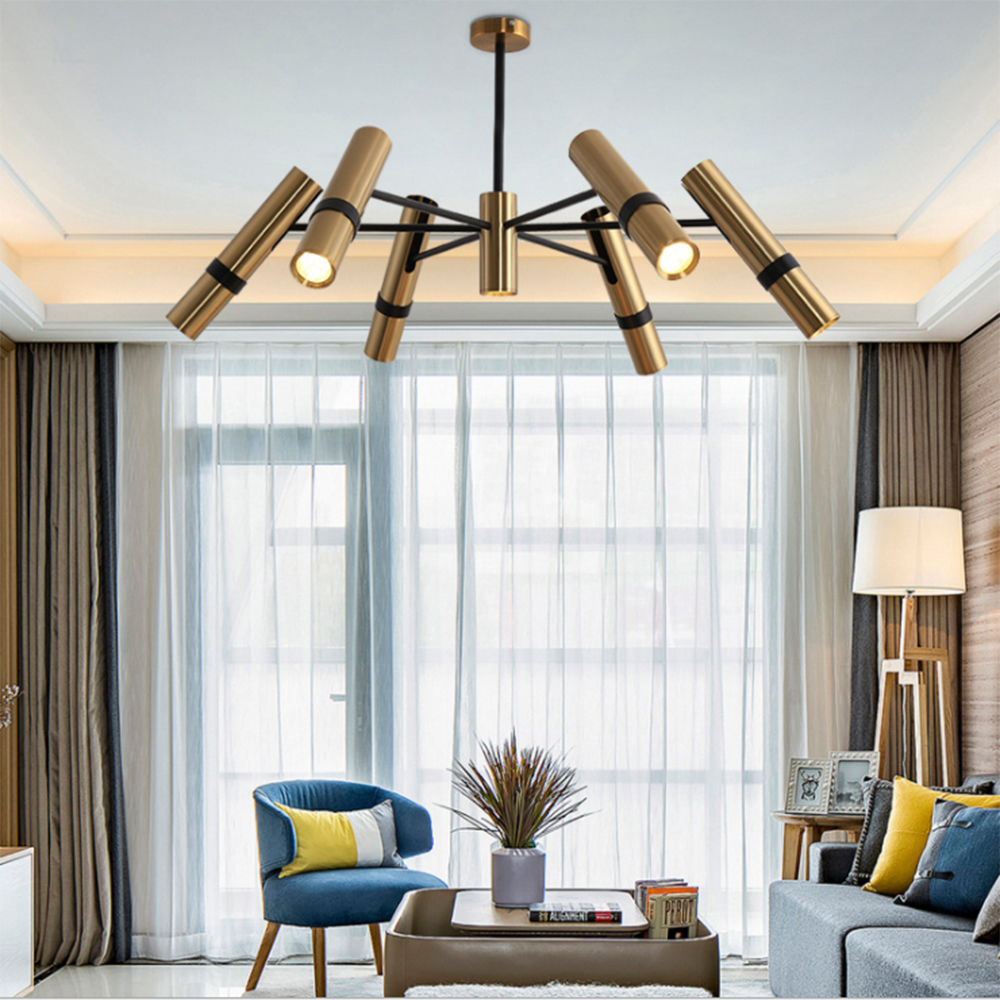 Image 5 - Zerouno Led Ceiling Lamp 6Leds 8Leds 220V Aluminum Body Spot Lamp Dinning Room Living Room Hotel Mall Daily Led Lighting LampadaCeiling Lights   -